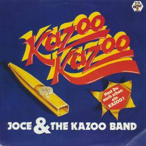 Cover - Joce And The Kazoo Band: Kazoo Kazoo