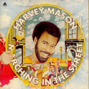Cover - Harvey Mason: Marching In The Street