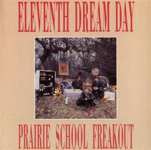 Eleventh Dream Day: Prairie School Freakout - Cover