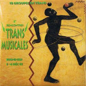Trans Musicales 15 / Rennes 1993 - Cover