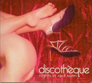 Cover - Common Factor: Discothèque - Nights In Red Satin