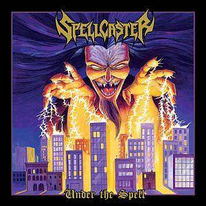 Spellcaster: Under The Spell - Cover