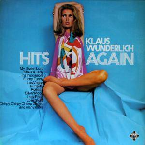 Klaus Wunderlich: Hits Again - Cover