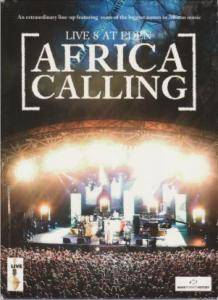 Live 8 At Eden - Africa Calling - Cover