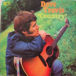 Cover - Dave Travis: Country