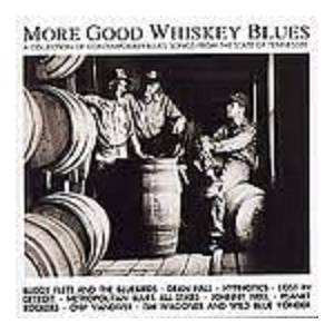 Taxim - Blues Tennessee Vol. 2 - More Good Whiskey Blues - Cover