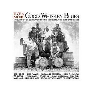 Cover - Black Flames, The: Taxim - Blues Tennessee Vol. 3 - Even More Good Whiskey Blues