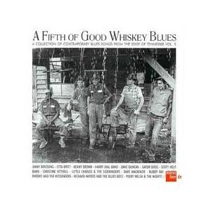 Cover - Christine Kittrell: Taxim - Blues Tennessee Vol. 5 - A Fifth Of Good Whiskey Blues