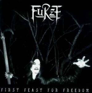 Cover - Furze: First Feast For Freedom