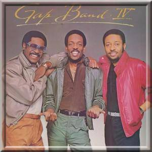 Cover - GAP Band, The: IV