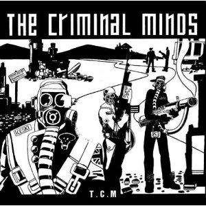 The Criminal Minds: T.C.M - Cover