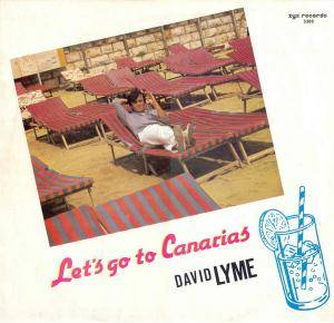 Cover - David Lyme: Let's Go To Canarias
