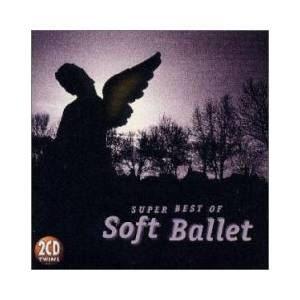 Soft Ballet: Twins: Super Best Of Soft Ballet - Cover