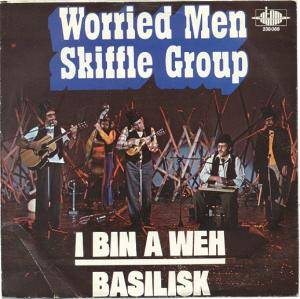 Cover - Worried Men Skiffle Group: I Bin A Weh
