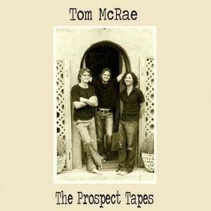 Cover - Tom McRae: Prospect Tapes, The