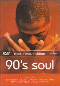 Cover - Vanessa Williams: 90's Soul