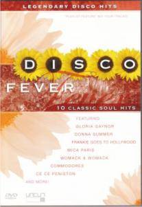 Disco Fever - Cover