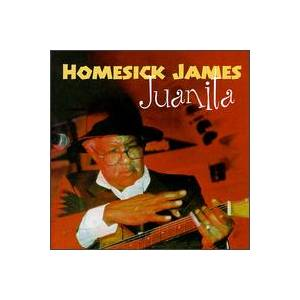 Cover - Homesick James: Juanita