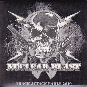 Nuclear Blast - Track Attack Early 2010 - Cover