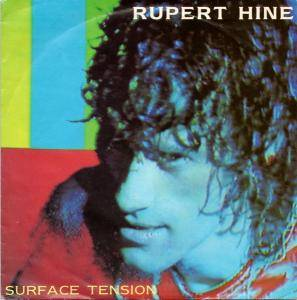 Cover - Rupert Hine: Surface Tension