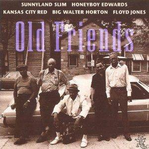 Cover - David Edwards: Old Friends