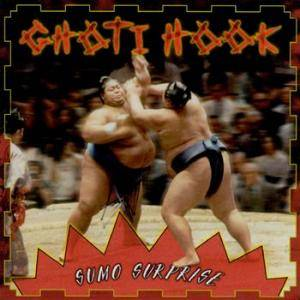 Ghoti Hook: Sumo Surprise - Cover