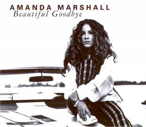 Cover - Amanda Marshall: Beautiful Goodbye