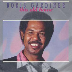 Cover - Boris Gardiner: This Old House