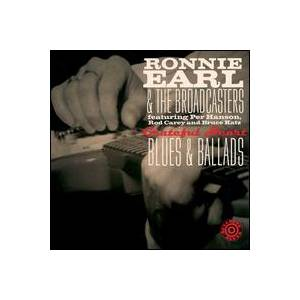 Cover - Ronnie Earl & The Broadcasters: Grateful Heart: Blues And Ballads