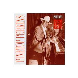 Cover - Pinetop Perkins: Pinetops Boogie Woogie