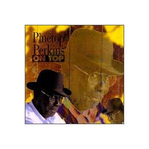 Cover - Pinetop Perkins: On Top