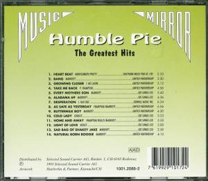 Humble Pie: The Greatest Hits (CD) - Bild 4