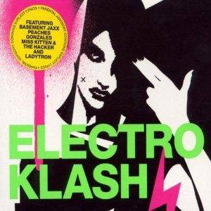 Cover - I-F: Electro Klash