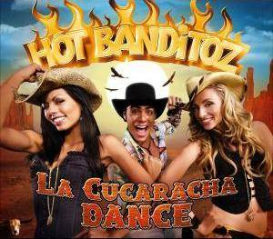 Cover - Hot Banditoz: Cucaracha Dance, La