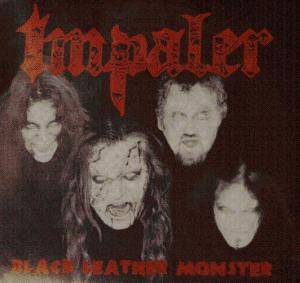 Cover - Impaler: Black Leather Monster