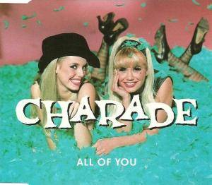 Cover - Charade: All Of You