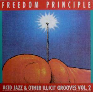 Cover - Cleveland Watkiss: Freedom Principle - Acid Jazz & Other Illicit Grooves Vol. 2