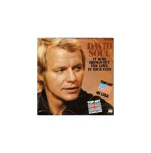 Cover - David Soul: It Sure Brings Out The Love In Your Eyes