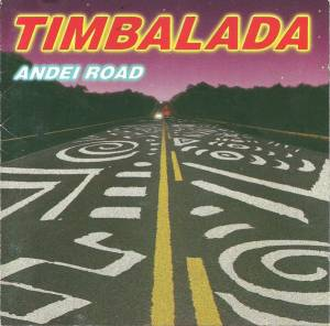 Cover - Timbalada: Andei Road