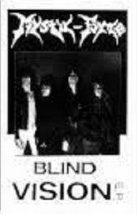 Cover - Mystic Force: Blind Vision E.P.
