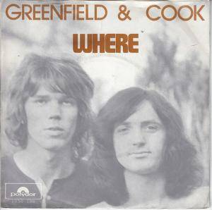 Cover - Greenfield And Cook: Where