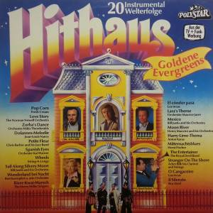Cover - Bill Justis And His Orchestra: Hithaus Goldene Evergreens