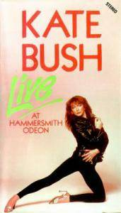 Kate Bush: Live At Hammersmith Odeon - Cover