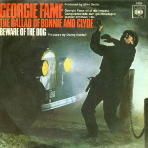 Georgie Fame: Ballad Of Bonnie And Clyde, The - Cover