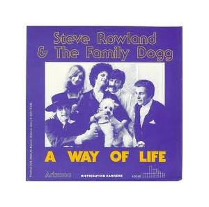 Cover - Steve Rowland & The Family Dogg: Way Of Life, A