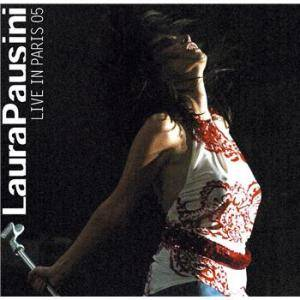 Laura Pausini: Live In Paris 05 - Cover