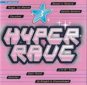 Cover - K-Lab: Hyper Rave 3