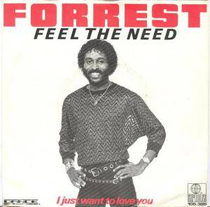 Cover - Forrest: Feel The Need