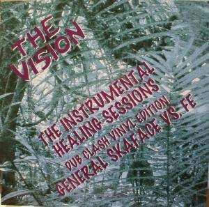 The Vision: Instrumental Healing Session, The - Cover