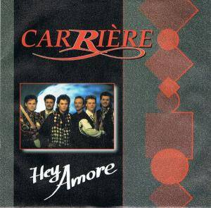 Cover - Carrière: Hey Amore